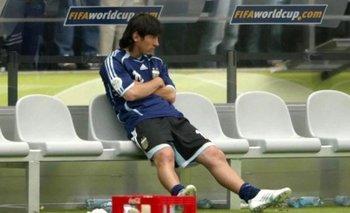 Revelan por qué Messi no jugó contra Alemania en el Mundial | Fútbol