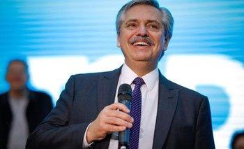 Alberto anunció la construcción de hospitales de emergencia | Coronavirus