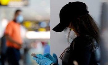 Se registraron 2500 llamadas por violar la cuarentena   Coronavirus en argentina