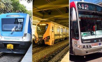 Cuarentena total: las restricciones en el transporte  | Coronavirus en argentina