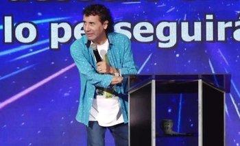 El 'Pastor' Giménez quiso defenderse, pero le salió mal | Coronavirus en argentina