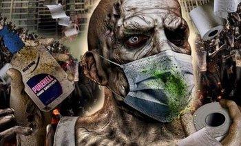 Se viene Corona Zombies, una sátira sobre la pandemia   Coronavirus