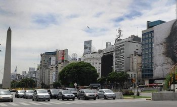 Clima: día nublado con clima agradable en Capital Federal | Clima