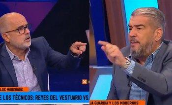 Tremenda pelea a los gritos en 90 Minutos de Fútbol | Televisión