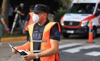 El índice de delitos es el más bajo desde 2008 | Coronavirus en argentina