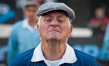 Tristeza en el fútbol: Murió Amadeo Carrizo | River plate