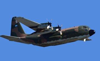 La Fuerza Aérea va al rescate de argentinos varados en Perú | Coronavirus