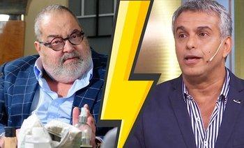 Jorge Lanata destrozó al aire a Mario Massaccesi   Jorge lanata