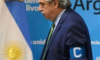 Emotivo mensaje de Maradona para Alberto  | Coronavirus en argentina