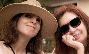 El emotivo posteo de Flor Kirchner en su retorno a Argentina | En redes