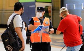 Coronavirus en Argentina: más de 700 personas fueron detenidas  | Quedate en casa