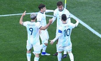 Conmoción: figura de la Selección Argentina, con coronavirus | Selección argentina