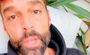 Ricky Martin estalló contra quienes no cumplen el aislamiento   Coronavirus