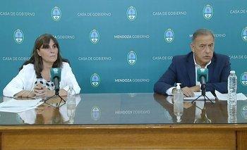 Coronavirus:  los detalles de la primera infectada en Mendoza | Coronavirus en argentina