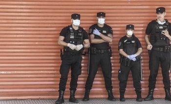 Más de 600 personas detenidas en las primeras horas del día | Coronavirus en argentina