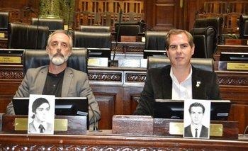 La historia de dos legisladores con familiares desaparecidos | Día de la memoria