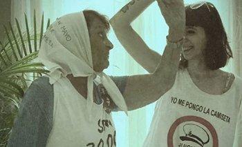 La foto de Flor Kirchner y su hija por el Día de la Memoria | Día de la memoria