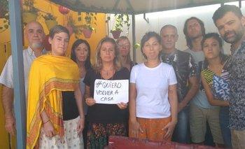 Ola de xenofobia contra 200 argentinos varados en India | Coronavirus