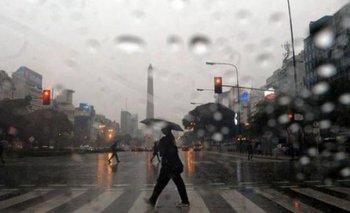 Clima: lluvias constantes y descenso de temperatura | Clima