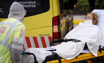 España superó a China en el número de muertos por coronavirus   Coronavirus