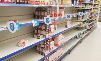 Empresarios advierten que podrían faltar alimentos   Coronavirus en argentina
