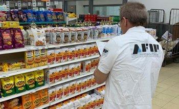 Video: AFIP pescó a supermercados que aumentaron los precios | Coronavirus en argentina