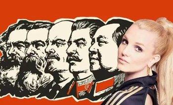 Britney Spears, ¿marxista? | En redes