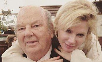 Los últimos posteos que Esmeralda Mitre le dedicó a su papá | En redes