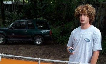 Reapareció el surfer con un pedido insólito a la Justicia | Coronavirus en argentina