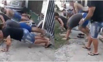 Desafectan a dos policías por humillar vecinos en La Matanza | La matanza