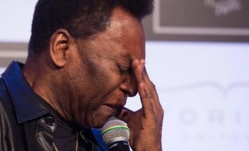 El angustiante momento de Pelé: murió su hermano | Coronavirus