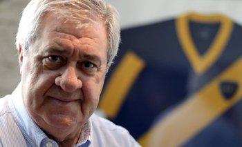 Jorge Amor Ameal, presidente de Boca, dio positivo de coronavirus | Boca juniors