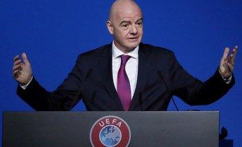 El drástico pedido de la FIFA a los jugadores   Coronavirus