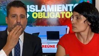 El video de Listorti parodiando a Barili que es furor en redes | En redes