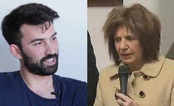 El cruce entre Patricia Bullrich y Pedro Rosemblat   Redes sociales