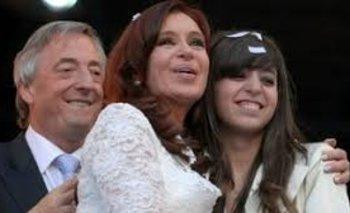 Flor Kirchner recordó a su papá con una foto inédita | En redes