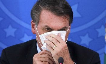 Jair Bolsonaro esconde la cifra de muertos por coronavirus | Covid-19