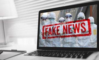 Los cinco consejos del Gobierno para evitar las fake news   Coronavirus en argentina