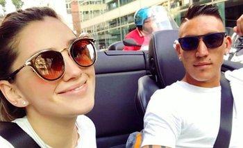 Murió la novia de Ricardo Centurión en un extraño accidente | Ricardo centurión