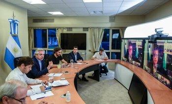 Alberto y gobernadores evalúan extender el aislamiento | Cuarentena obligatoria