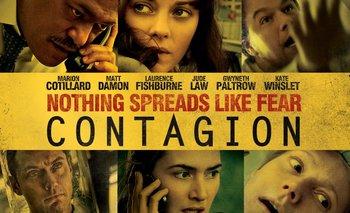 El elenco de la película Contagio se unió contra el Covid-19   Cine