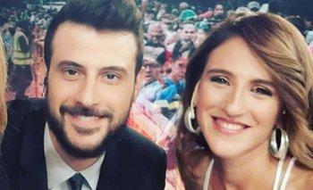 El romance oculto de Diego Leuco con Carolina Amoroso | Diego leuco