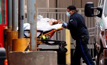 Nueva York: encontraron cientos de muertos por coronavirus en camiones | Coronavirus