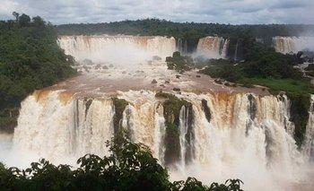 Las Cataratas del Iguazú fueron elegidas como la tercera maravilla del mundo | Orgullo argentino