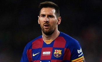 Lionel Messi, imparable: lo dejaron en calzoncillos en pleno partido | Lionel messi