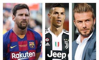 ¿Lionel Messi y Cristiano Ronaldo juntos en el equipo de David Beckham? | Fútbol