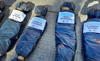 El presidente del PJ destrozó a la oposición por las bolsas mortuorias | Vacuna del coronavirus