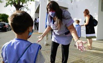 Vuelven las clases presenciales en toda la PBA luego de las vacaciones | Coronavirus en argentina
