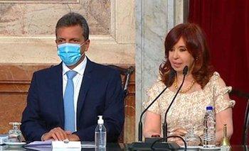 El blooper del himno y la divertida reacción de Cristina Kirchner | Cristina kirchner