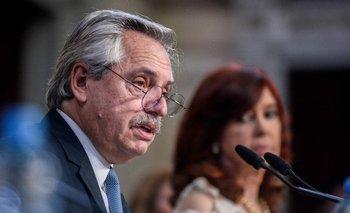 Alberto denunciará al macrismo por el préstamo del FMI | El discurso de alberto